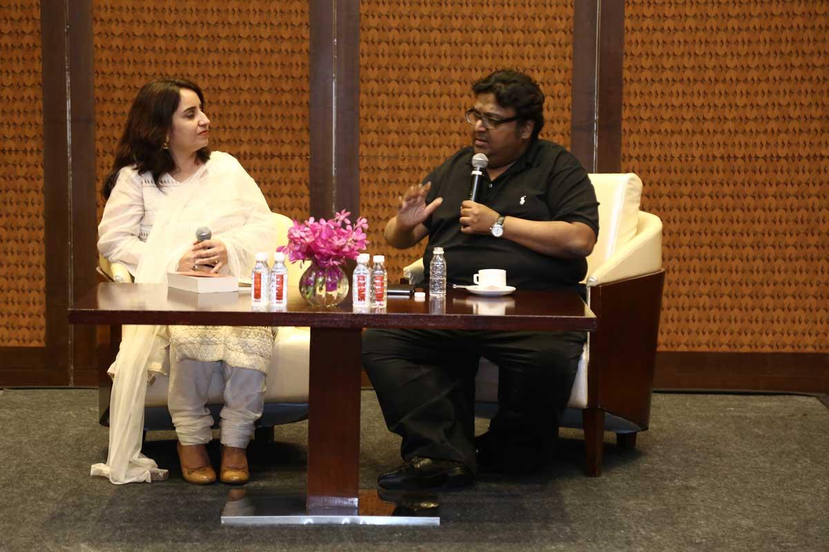 Ashwin Sanghi kalam jaipur (2)