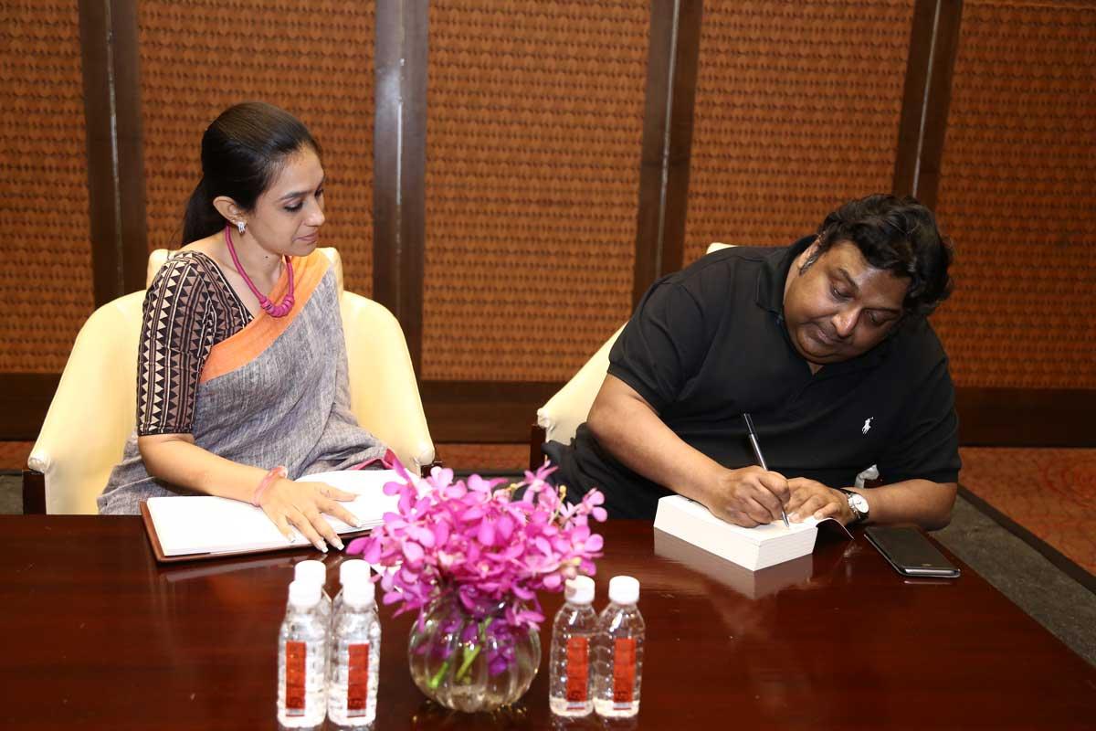 Ashwin Sanghi kalam jaipur (5)