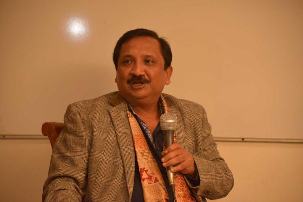 Padmesh Gupta kalam 2018