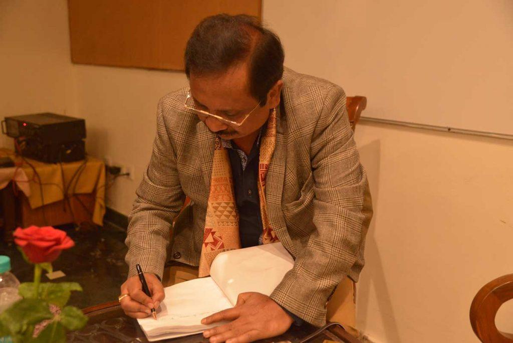 Padmesh Gupta kalam 2018 4