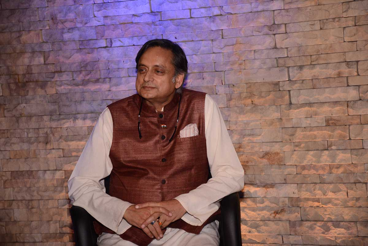 Shashi Tharoor Kalam kolkata (7)
