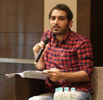 Ashish Chaudhary kalam