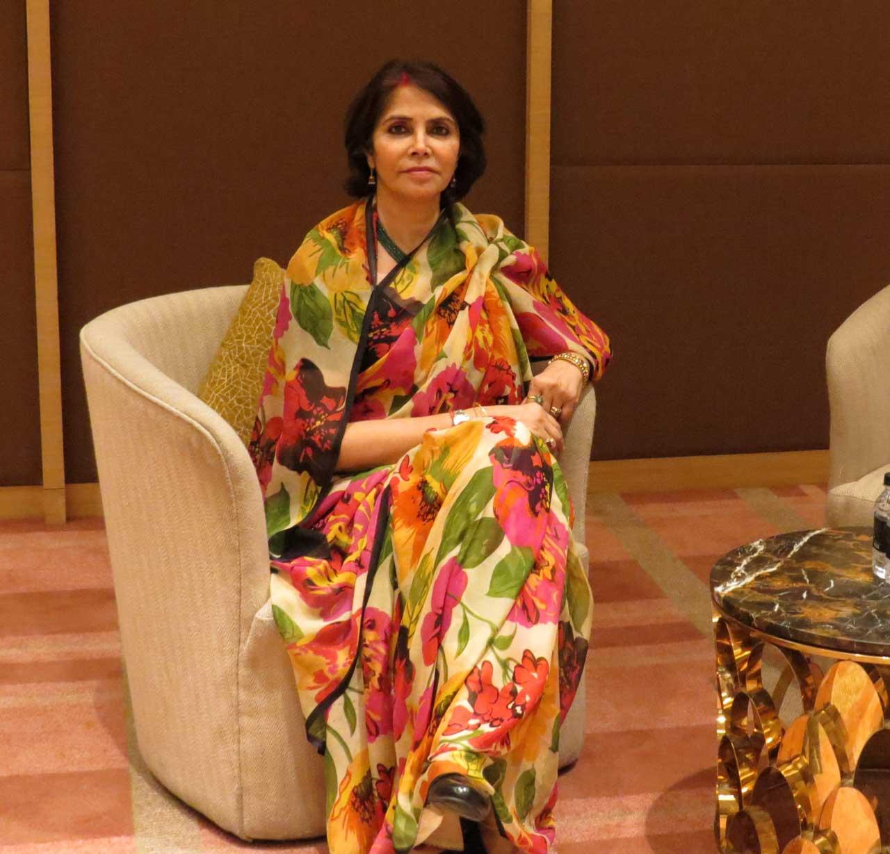 Ehsaas-woman-of-Lucknow,-Kanak-Rekha-Chauhan-Conversationalist