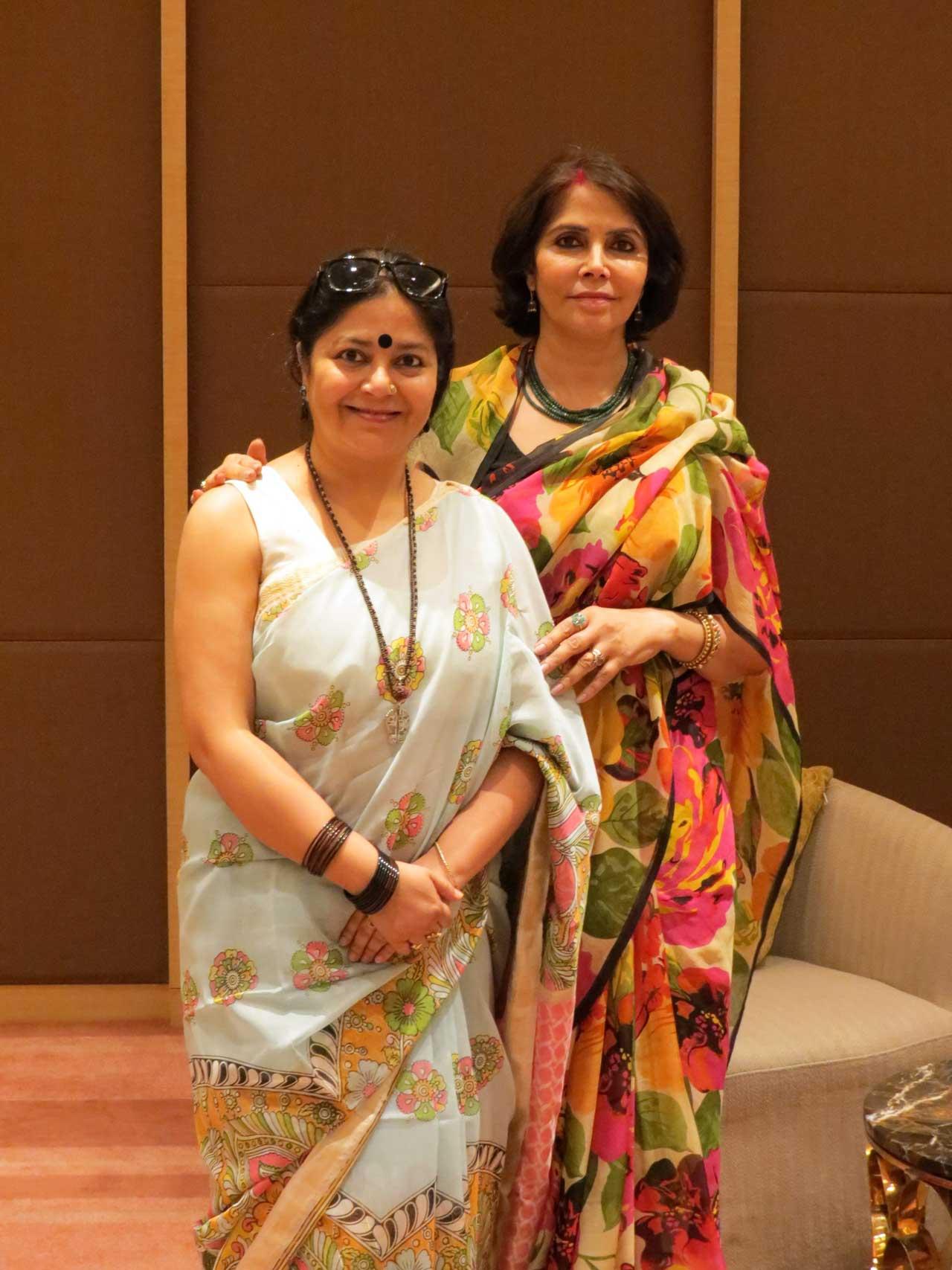 Ehsaas-women-of-Lucknow-Dimple-Trivedi-and-Kanak-Rekha-Chauhan