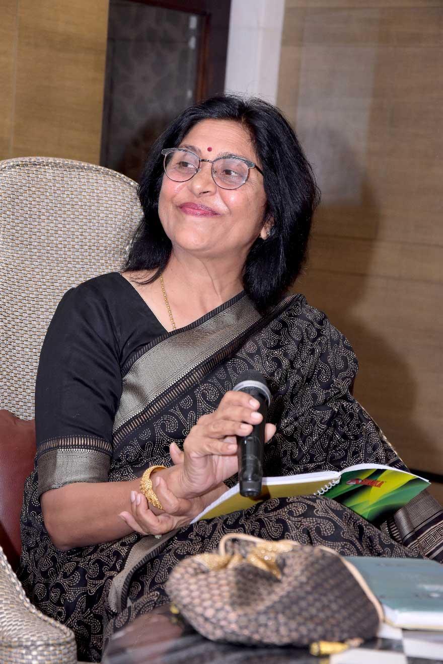 Conversationalist--Aparna-Poddar