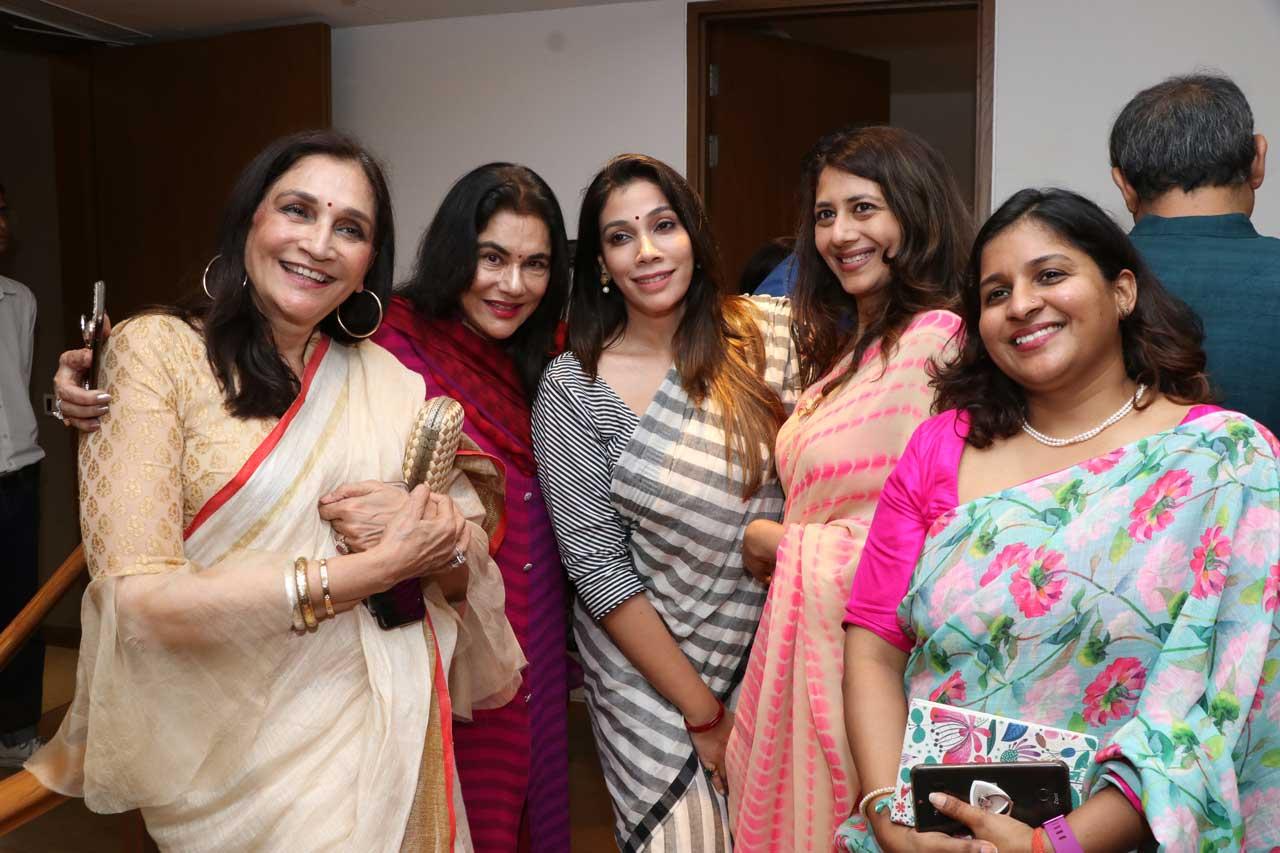 Ehsaas-women-of-Delhi-Neelima-Dalmia-Adhar,-Archana-Dalmia,-Ehsaas-woman-of-Faridabad-Shweta-Aggarwal,-and-Aditi-Maheshwari