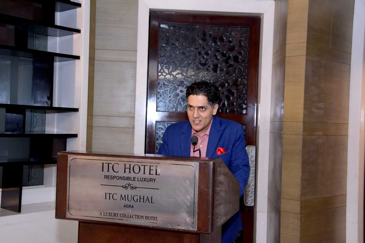 Welcome-Remarks-by-Rajat-Sethi-GM-of-ITC-Mughal