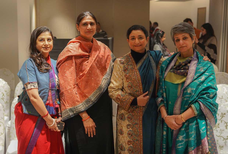 Sheetal-Khanna-Praneet-Bubber-Jasmit-Nayyar-and-Preeti-Gill