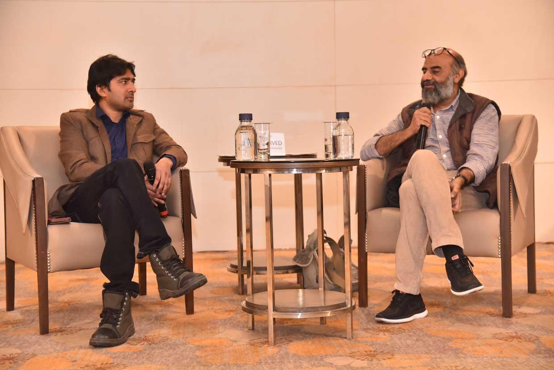 Author-Ahutosh-Bhardwaj-_-Conversationalist-Ramkumar-Tiwari
